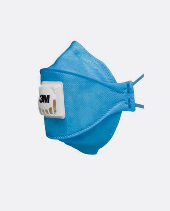 masque anti-poussières détectable