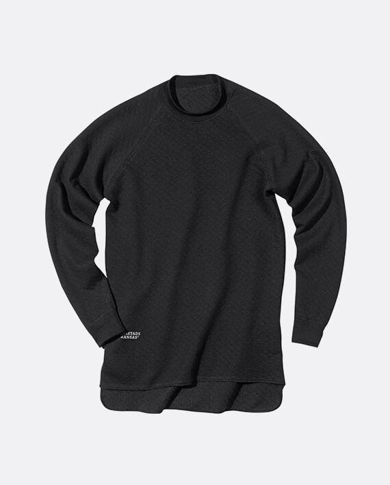 tee-shirt thermique noir