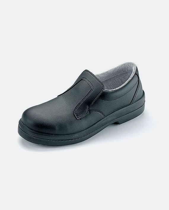 chaussure de sécurité alimentaire noire